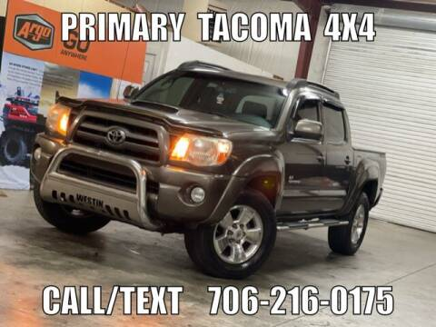 2010 Toyota Tacoma for sale at Primary Auto Group in Dawsonville GA