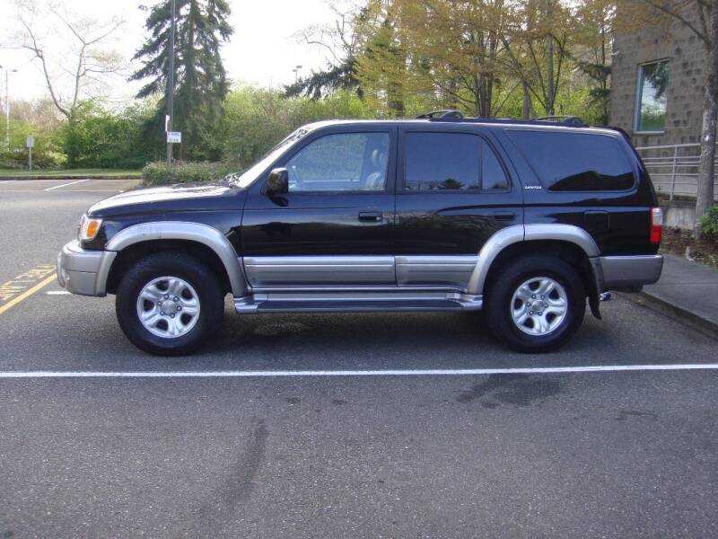 2001 Toyota 4Runner for sale at Western Auto Brokers in Lynnwood WA