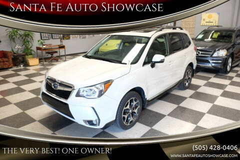2015 Subaru Forester for sale at Santa Fe Auto Showcase in Santa Fe NM