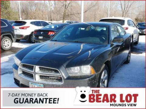 2013 Dodge Charger for sale at Rydell Auto Outlet in Mounds View MN