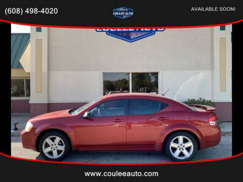 2008 Dodge Avenger for sale at Coulee Auto in La Crosse WI
