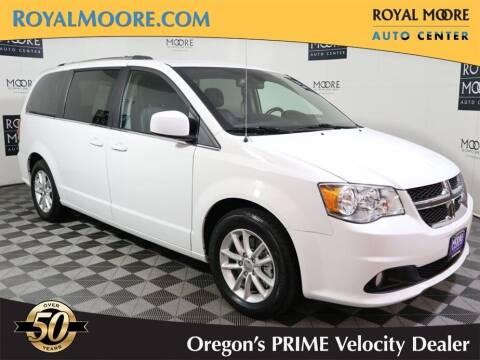 2018 Dodge Grand Caravan for sale at Royal Moore Custom Finance in Hillsboro OR