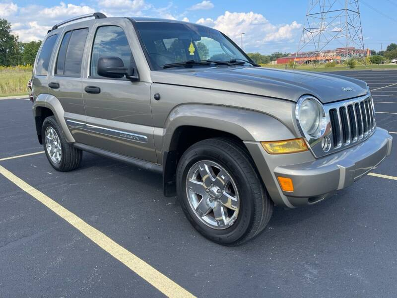 2007 Jeep Liberty for sale at Quality Motors Inc in Indianapolis IN