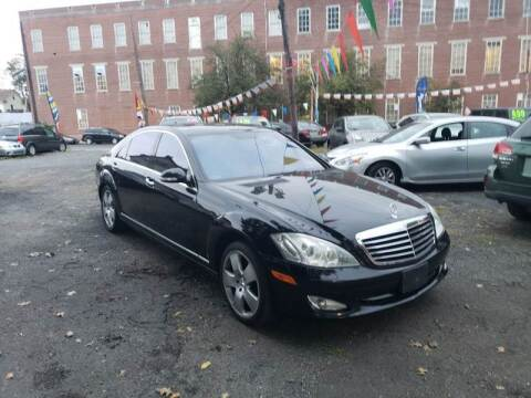 2007 Mercedes-Benz S-Class for sale at Best Cars R Us in Plainfield NJ