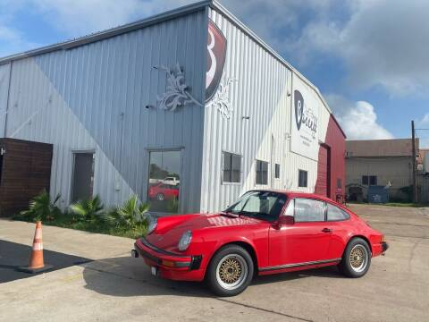 1977 Porsche 911 for sale at Barrett Auto Gallery in San Juan TX