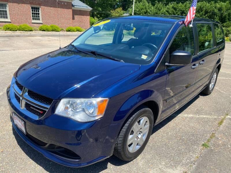 2013 Dodge Grand Caravan for sale at Hilton Motors Inc. in Newport News VA