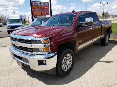 Used Chevrolet Silverado 2500 For Sale In Fargo Nd Carsforsale Com