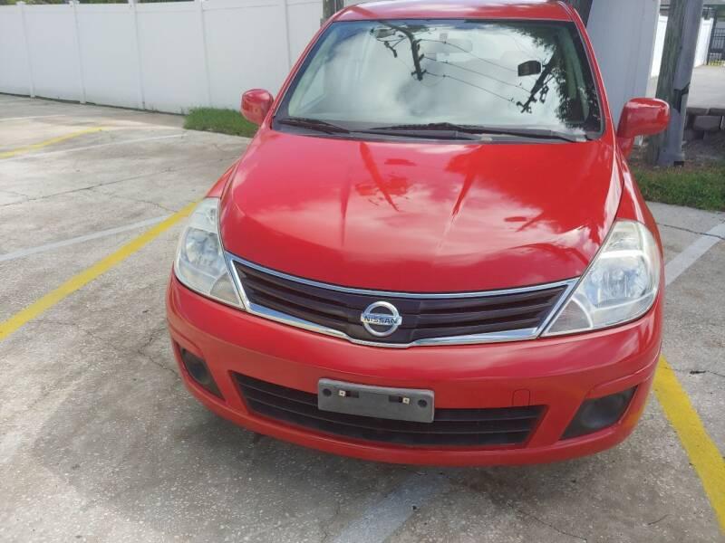 2012 Nissan Versa 1.8 S 4dr Hatchback 4A - Largo FL