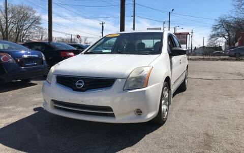 2012 Nissan Sentra for sale at Limited Auto Sales Inc. in Nashville TN