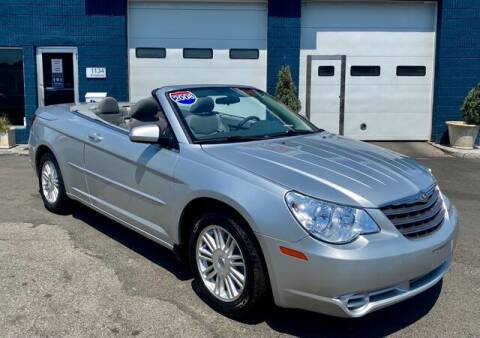 2008 Chrysler Sebring for sale at Saugus Auto Mall in Saugus MA