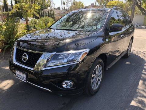 2016 Nissan Pathfinder for sale at Boktor Motors in North Hollywood CA