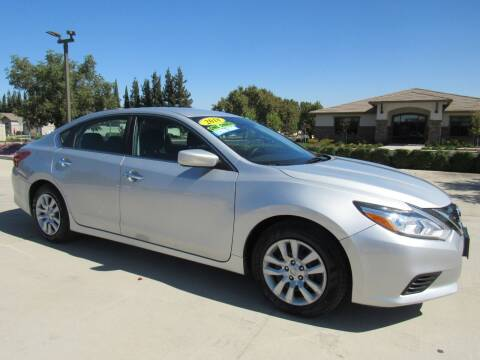 2018 Nissan Altima for sale at Repeat Auto Sales Inc. in Manteca CA
