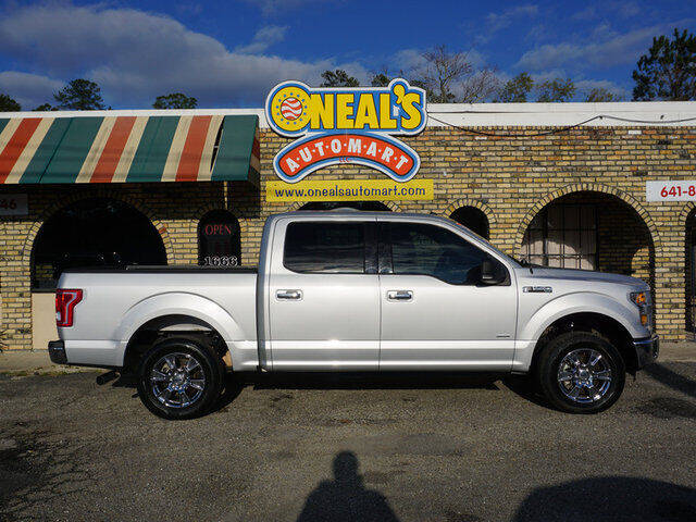 2016 Ford F-150 for sale at Oneal's Automart LLC in Slidell LA