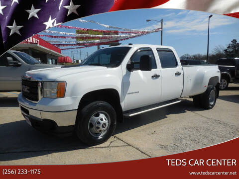 2012 GMC Sierra 3500HD for sale at TEDS CAR CENTER in Athens AL