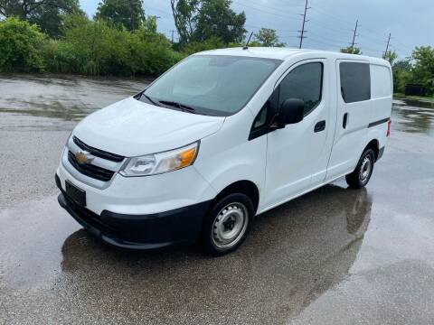 2016 Chevrolet City Express Cargo for sale at Mr. Auto in Hamilton OH