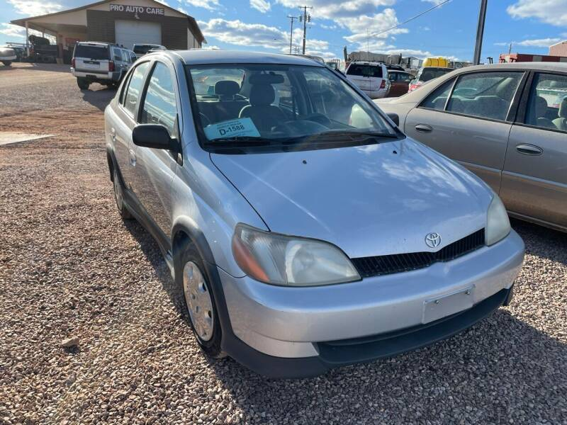 2000 Toyota ECHO for sale at Pro Auto Care in Rapid City SD