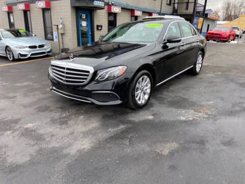 2019 Mercedes-Benz E-Class for sale at Sisson Pre-Owned in Uniontown PA