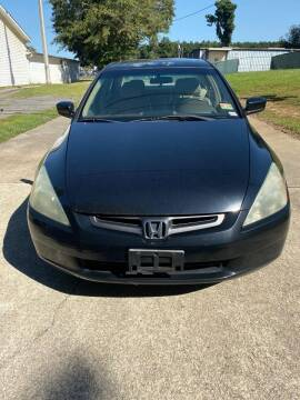2004 Honda Accord for sale at Affordable Dream Cars in Lake City GA