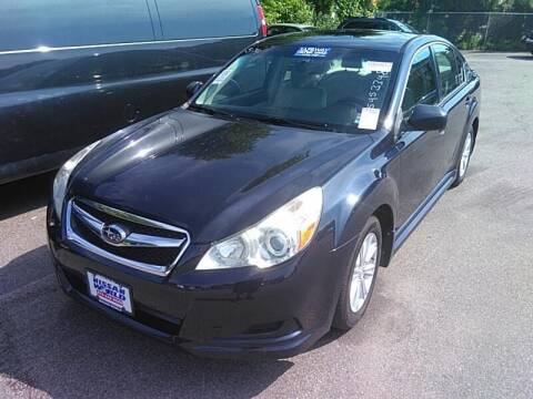2012 Subaru Legacy for sale at DPG Enterprize in Catskill NY
