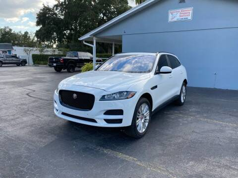 2017 Jaguar F-PACE for sale at Royal Auto Mart in Tampa FL