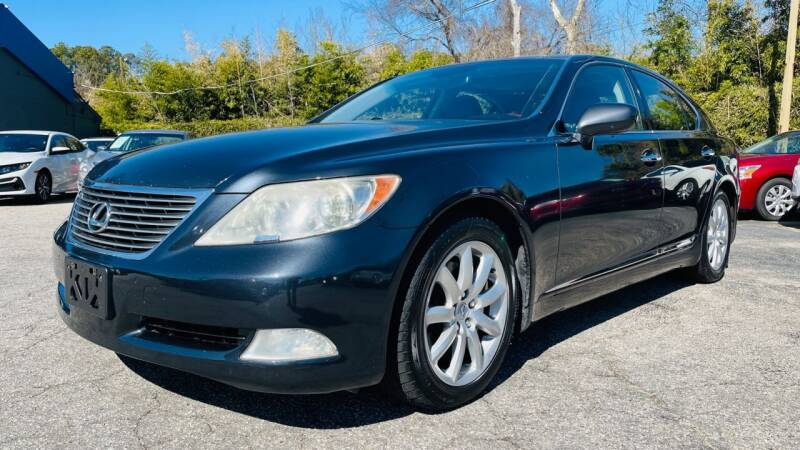 2007 Lexus LS 460 for sale at Capital Motors in Raleigh NC