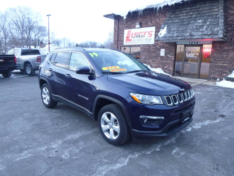 2019 Jeep Compass for sale at Luigi's Automotive Collision Repair & Sales in Kenosha WI