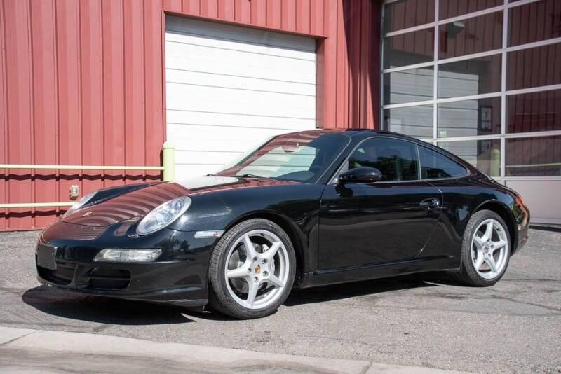 2006 Porsche 911 for sale at Avalon Motorsports in Denver CO