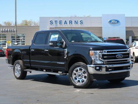 2021 Ford F-250 Super Duty for sale at Stearns Ford in Burlington NC