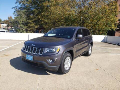 2016 Jeep Grand Cherokee for sale at Crown Auto Group in Falls Church VA