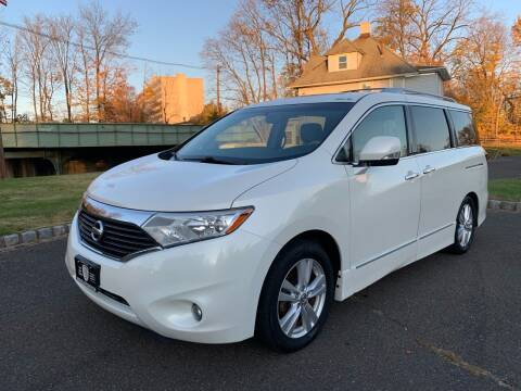 2011 Nissan Quest for sale at Mula Auto Group in Somerville NJ