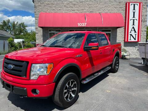 2010 Ford F-150 for sale at Titan Auto Sales LLC in Albany NY