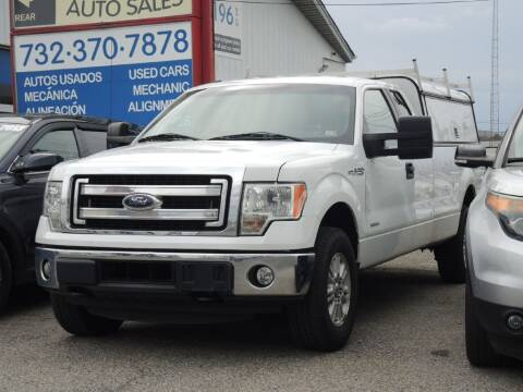 2014 Ford F-150 for sale at My Car Auto Sales in Lakewood NJ