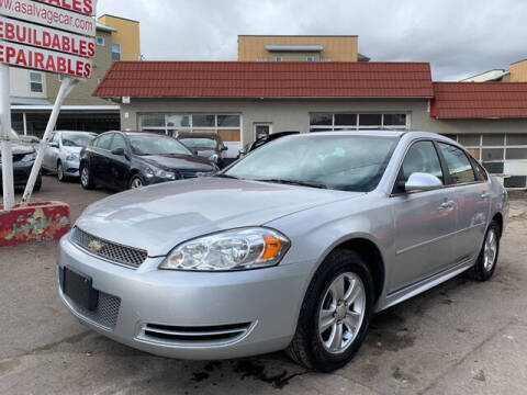 2014 Chevrolet Impala Limited for sale at ELITE MOTOR CARS OF MIAMI in Miami FL
