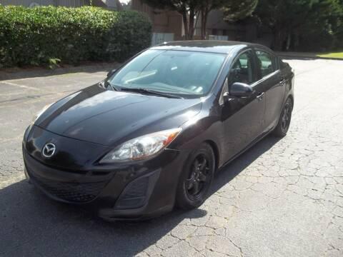 2011 Mazda MAZDA3 for sale at Key Auto Center in Marietta GA