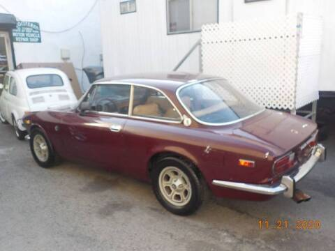 1974 Alfa Romeo GTV6 for sale at Classic Car Deals in Cadillac MI