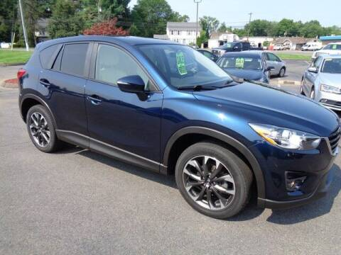 2016 Mazda CX-5 for sale at BETTER BUYS AUTO INC in East Windsor CT
