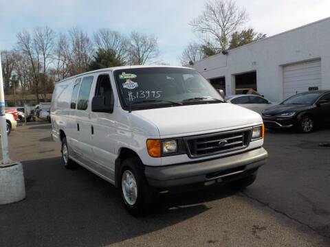 2007 Ford E-Series Cargo for sale at United Auto Land in Woodbury NJ