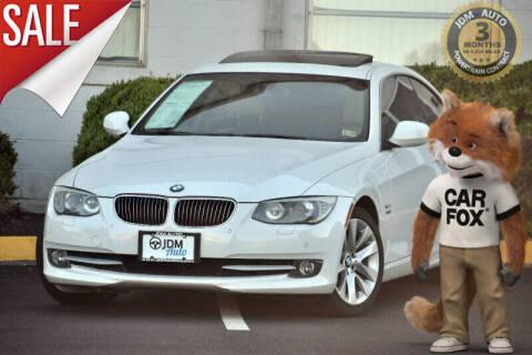 2012 BMW 3 Series for sale at JDM Auto in Fredericksburg VA