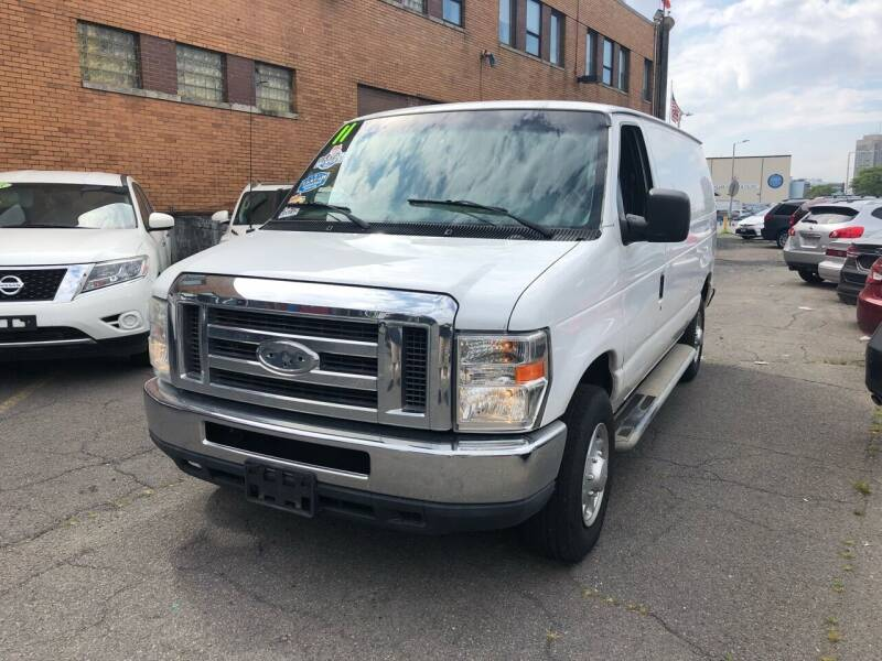 2011 Ford E-Series Cargo for sale at Rockland Center Enterprises in Roxbury MA