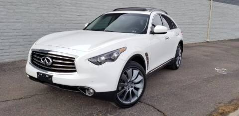2013 Infiniti FX37 for sale at LA Motors LLC in Denver CO