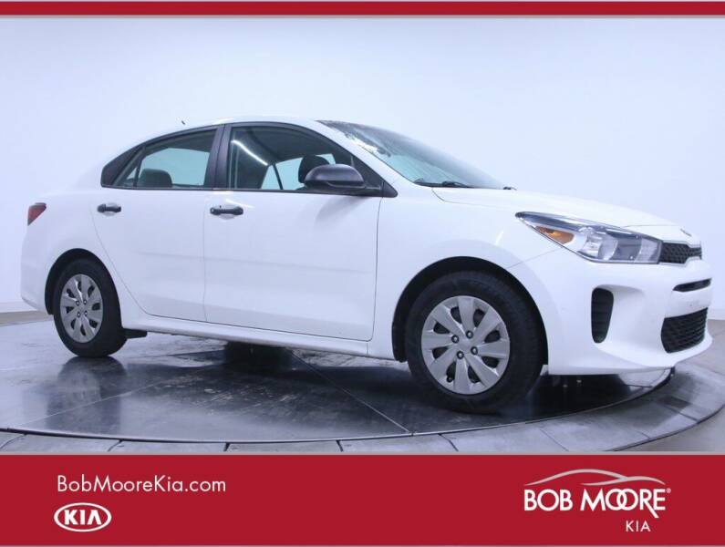 2018 Kia Rio for sale at Bob Moore Kia in Oklahoma City OK