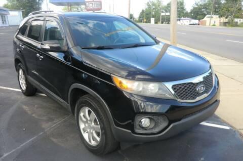 2011 Kia Sorento for sale at Glory Motors in Rock Hill SC