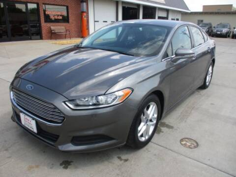 2013 Ford Fusion for sale at Eden's Auto Sales in Valley Center KS
