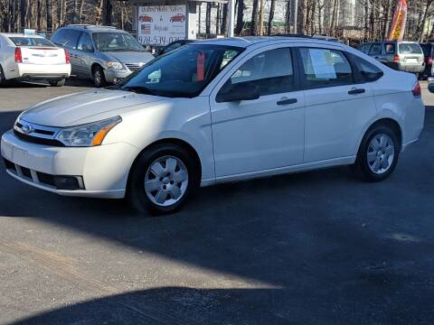 2010 Ford Focus for sale at United Auto Service in Leominster MA