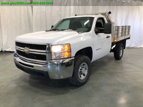 2010 Chevrolet Silverado 3500HD for sale at Green Light Auto Sales LLC in Bethany CT