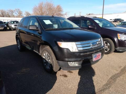 2010 Ford Edge for sale at L & J Motors in Mandan ND