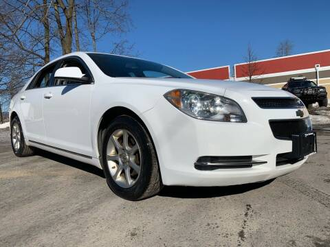 2010 Chevrolet Malibu for sale at Auto Warehouse in Poughkeepsie NY