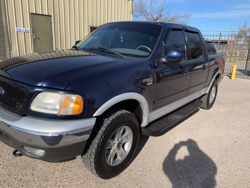 2003 Ford F-150 for sale at Dirt Cheap Cars & Trucks in Oklahoma City OK