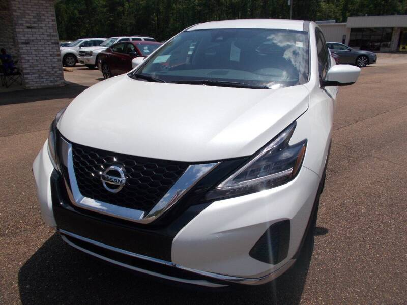 2021 Nissan Murano for sale at Howell Buick GMC Nissan - New Nissan in Summit MS