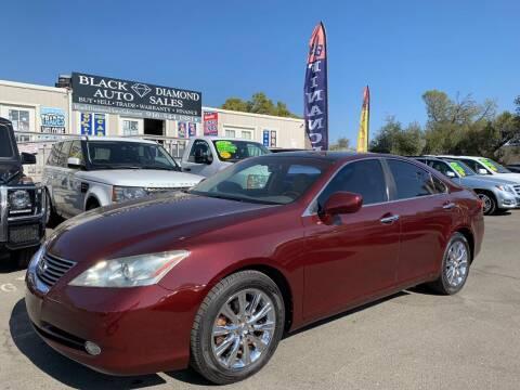 2007 Lexus ES 350 for sale at Black Diamond Auto Sales Inc. in Rancho Cordova CA